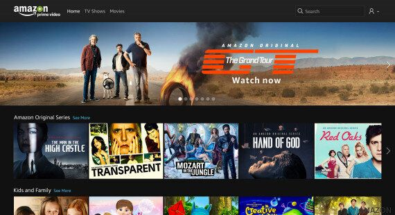 Amazon Video Arrives In Canada, Challenging Bell's