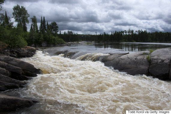 90 Per Cent Of Grassy Narrows First Nation Residents Show Signs Of Mercury