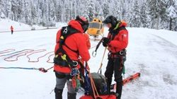 B.C. Skiers Rescued After Being Caught In Avalanche