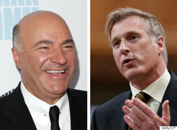 Kevin O'Leary Can't Lead Tories If He Can't Speak French: