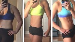 How This Woman Got Lean Without Going To The