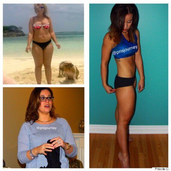 Weight Lost: How This Ontario Woman Got Lean And Lost 40
