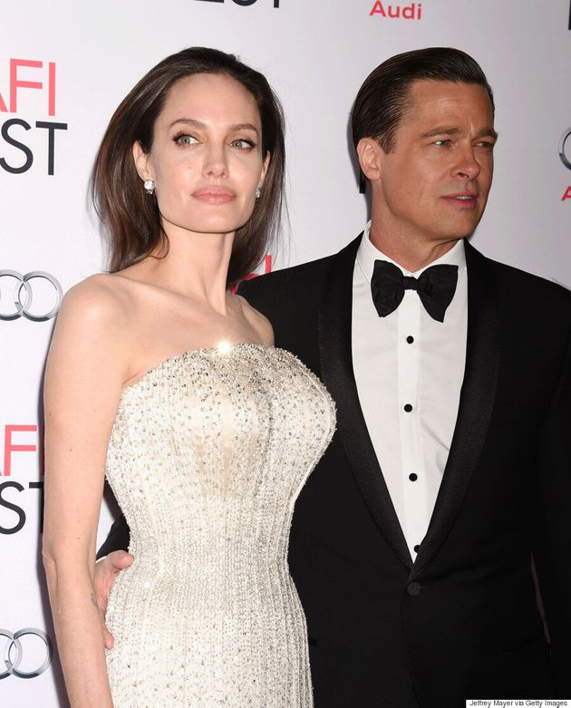 Angelina Jolie Brad Pitt Divorce Documents Reveal What She Is Asking