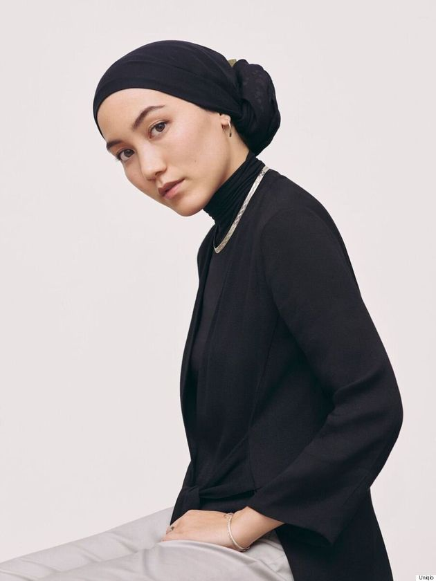 Hana Tajima For Uniqlo Collection Lets Muslim Women Be Modest And