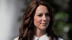 Kate Middleton Has A Marilyn Monroe Moment In
