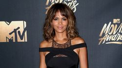 Halle Berry's Rock-Hard Abs Came To Play At The MTV Movie
