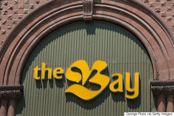 Hudson's Bay Practiced Deceptive Pricing: Competition Bureau