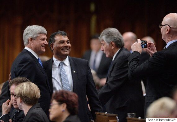 Stephen Harper Speaks To Republican Donors About Uniting 'Fractured