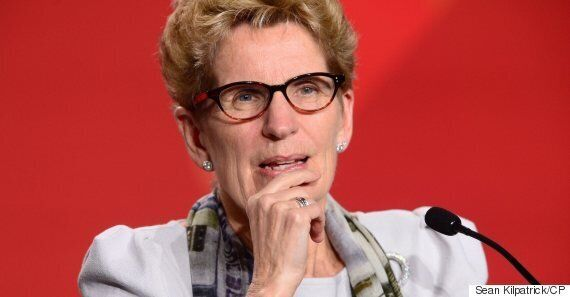 Kathleen Wynne's Approval Rating Sits At Just 16 Per Cent, Poll