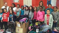 Feist Needs Your Backpacks To Help Thousands Of HIV+ Kids In