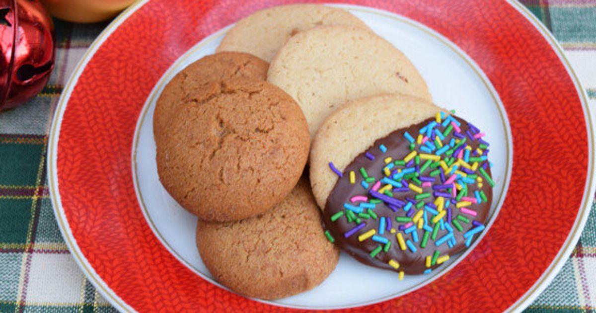 10 Allergy Friendly Christmas Cookies You Ll Want To Devour