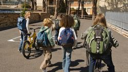 Fewer Kids Walk Or Bike To School -- And That Hurts
