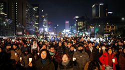 South Korea's 'Candlelight Revolution'
