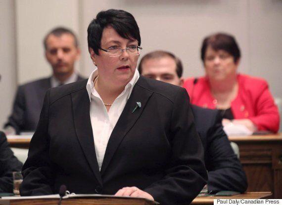 Cathy Bennett , N.L. Finance Minister, Says She's Endured 'Vile' Online