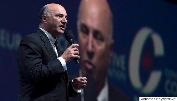 Kevin O'Leary Tells Tories He Can Beat 'Surfer Dude' Trudeau In