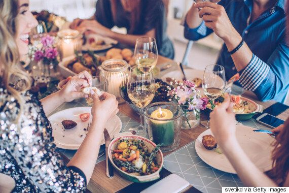 How Not To Overeat During The Holiday