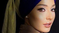 Muslim CoverGirl Nura Afia Isn't Afraid Of Donald Trump's