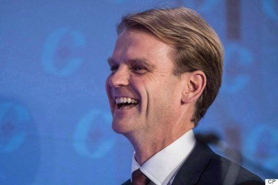 Chris Alexander Tries To Change 'Lock Her Up' Chant To 'Vote Her Out' At