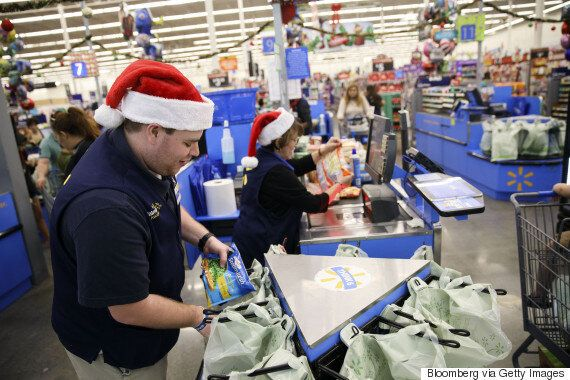 Walmart Anonymous Donor Pays Off Layaway Accounts At Pennsylvania
