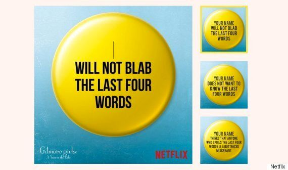 Netflix Reminds Us Of The Final Four Words From Our Favourite Shows