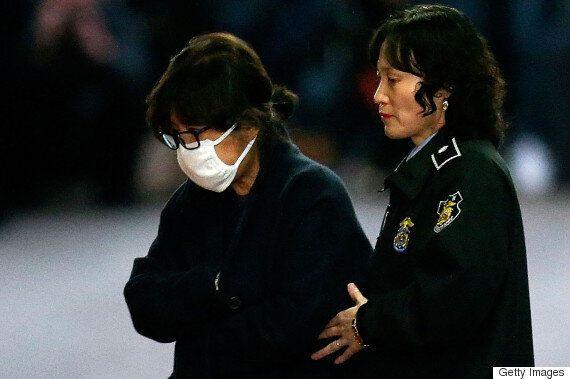 South Korea President Park Geun-Hye Impeached Over Corruption