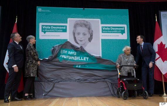 Greg Fergus On Viola Desmond Honour: 'Words And Symbols