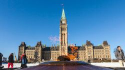 First Nation Lays Land Claim Over Parliament