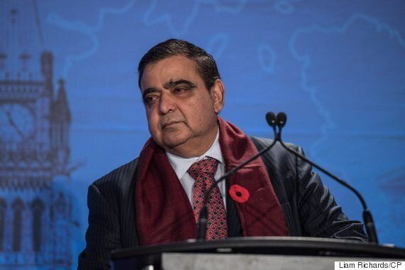 Deepak Obhrai Is The Fun Uncle Who Keeps Stealing The Show At Tory Leadership