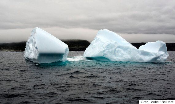 Canada's Glaciers Are Causing Global Sea Levels To