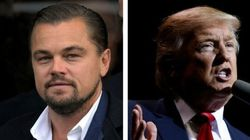 DiCaprio Meets Trump To Talk Climate
