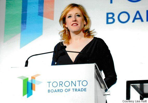 Lisa Raitt Is Still Learning French But Ready To Be Conservative