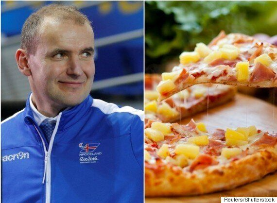 Iceland President Gudni Johannesson Really, Really Hates Pineapple On