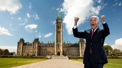 Joe Biden Sends Postcards From Ottawa To