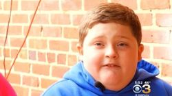 Boy Says He Was Fat-Shamed By