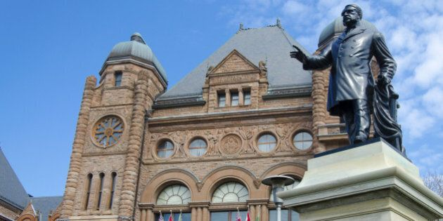 Queen's Park or General Legislature of Ontario