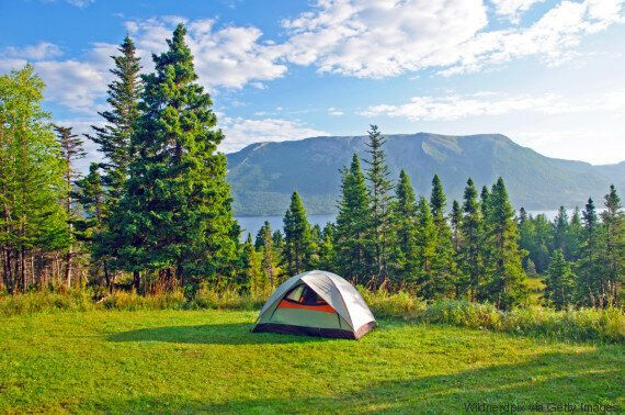 30 Of The Best Places To Camp In