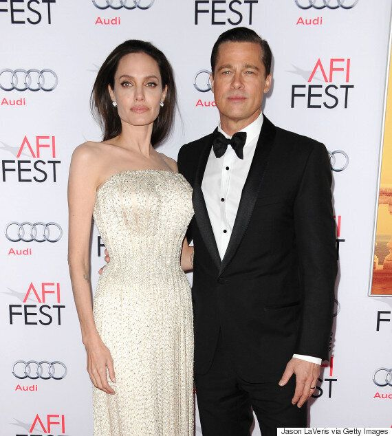 Angelina Jolie Opens Up About 'Difficult' Divorce From Brad