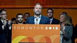 NDP's Crushing Rejection Of Mulcair Stunned Even His