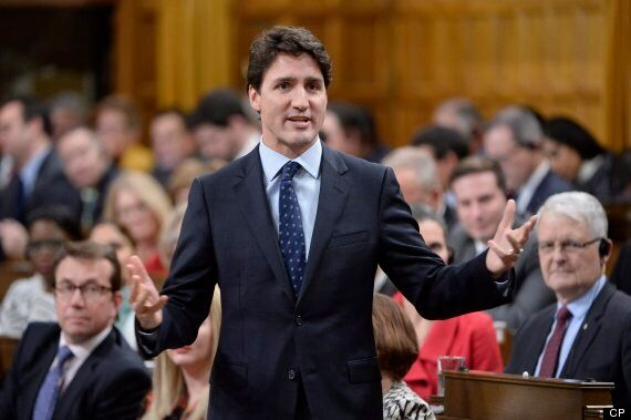 Trudeau Apologizes For Answering English Question In