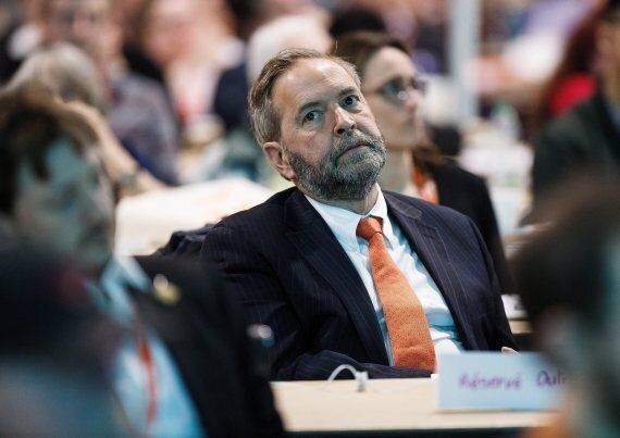 NDP Convention 2016: Party Agrees To Debate Leap
