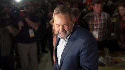 Inside Mulcair's Battle To Keep His