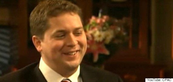 Andrew Scheer's Office Says He Exaggerated 2010 Story About Staying At Parents'