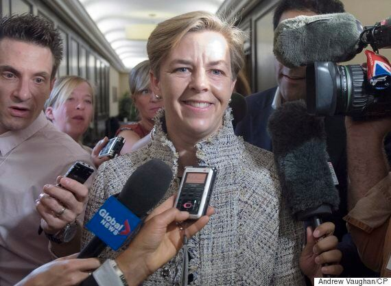Kellie Leitch Pledges To 'Lock Up' Unlawful Pipeline