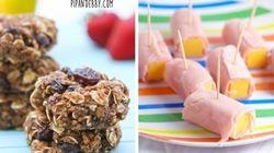 12 Easy Kids' Snacks Rich In Vitamin