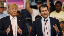Donald Trump Jr. Compares Syrian Refugees To Poisoned