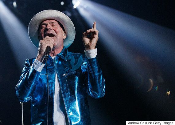 Gord Downie Announces Two Solo Shows In October To Promote 'Secret