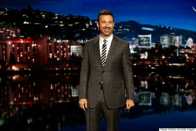 Jimmy Kimmel To Host The Oscars In