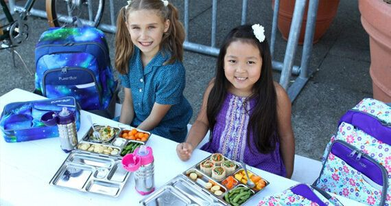 Here's How To Pack School Lunches Your Kids Will