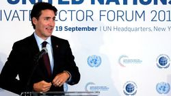 World Leaders Swoon Over Trudeau At