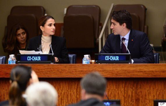 Justin Trudeau Hailed At UN As 'Example' To The